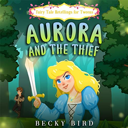 Aurora and the Thief cover art