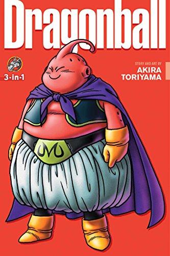 Dragon Ball 3-in-1 Volume 13: Includes v...