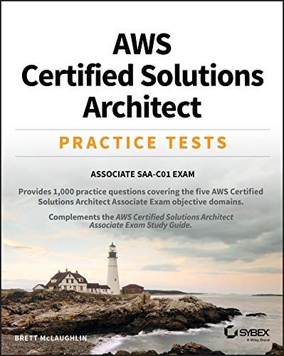 Download Mclaughlin, B: AWS Certified Solutions Architect Practice Te: Associate Saa-C01 Exam 