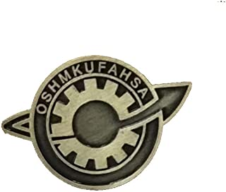 JapanAnimeCosplayExcellent Lab Member Pin Badge Cosplay Costumes Accessories Anime Prop Badge Gift