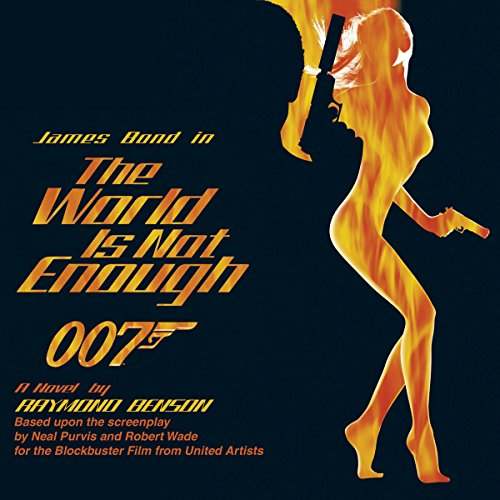 The World Is Not Enough audiobook cover art