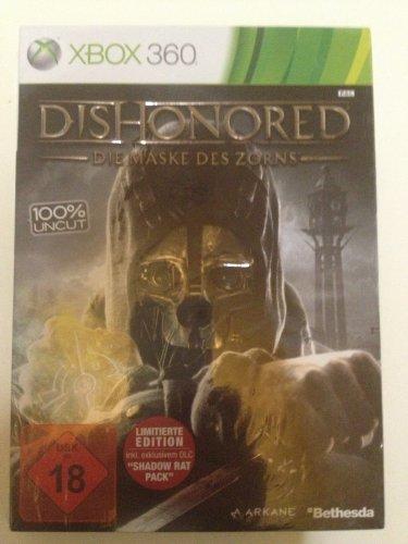 Dishonored: Die Maske des Zorns - Limitierte Edition, (inkl. exklusivem DLC