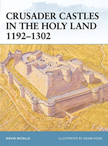 Crusader Castles in the Holy Land 1192–1302 (Fortress)