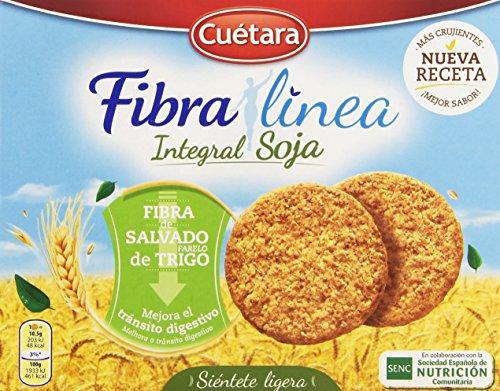 Cuétara Fibra Linea Integral Soja, 550g