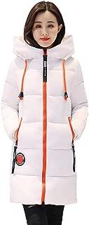 2019 New Women Winter Down Long Coat Hoodie Thicken Coat Long Sleeve Cotton Outerwear