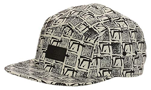 Vans Davis 5 Panel -Fall 2018-(VN000UM2RV71) - Vintage V Check - One Size