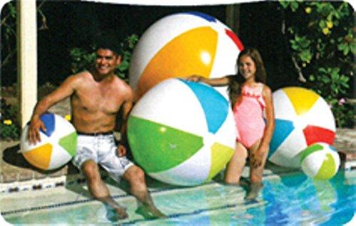 Ballon de plage grand