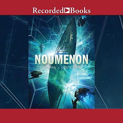 Noumenon audiobook cover art