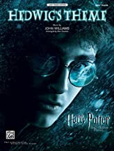 Hedwig's Theme (from Harry Potter and the Half-Blood Prince) - Easy Piano