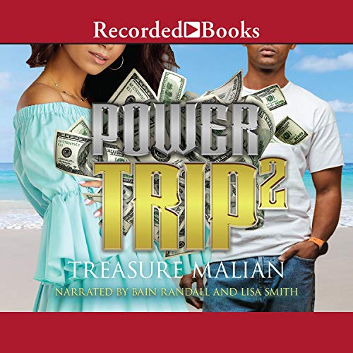 Power Trip 2 audiobook cover art