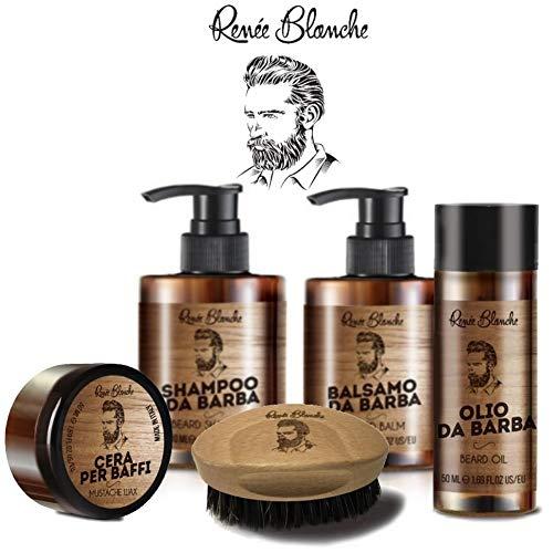 Tratamientos - Productos para Barba - Beard Line Renee Blanche - champú,...