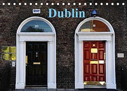 Dublin (Tischkalender 2022 DIN A5 quer)