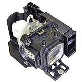 HFY marbull VT85LP/50029924 lámpara de repuesto con carcasa para NEC VT480 VT490 VT491 VT580 VT590 VT595 VT695 VT495 VT480G VT490G VT491G VT580G VT590G VT595G VT695G Proyector