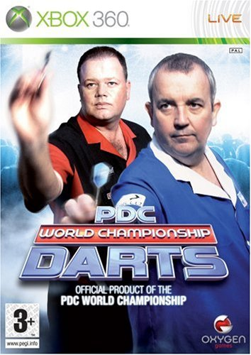 PDC World Championship Darts 2008 (Xbox 360) [Edizione: Regno Unito]
