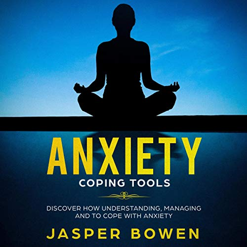 Anxiety Coping Tools  By  cover art