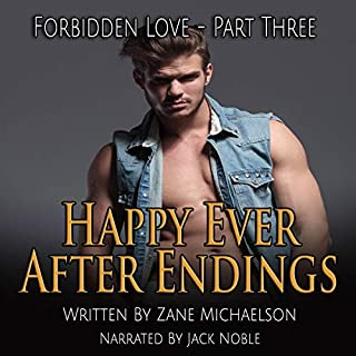 Happy Ever After Endings audiobook cover art