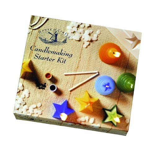 House of Crafts Casa de Oficios Candlemaking Kit Start