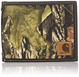 Carhartt Men's Canvas passcase Wallet