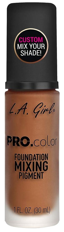 L.A. GIRL Pro Color Foundation Mixing Pigment - Orange (並行輸入品)