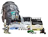 Tattoo Gizmo IBagpack Kit with All Tattoo Items for Professional Tattoo Artists