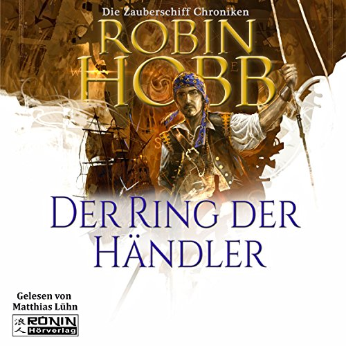 Der Ring der Händler audiobook cover art