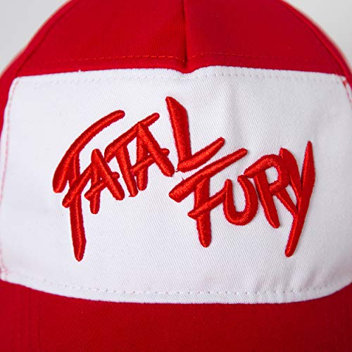Terry Bogard Hat The King of Fighters Cap Adjustable Size for Adults