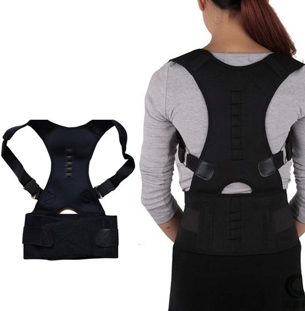 LDXRZ Magnetic Posture Corrector Brace Shoulder Ranking TOP2 Back Max 58% OFF for Support