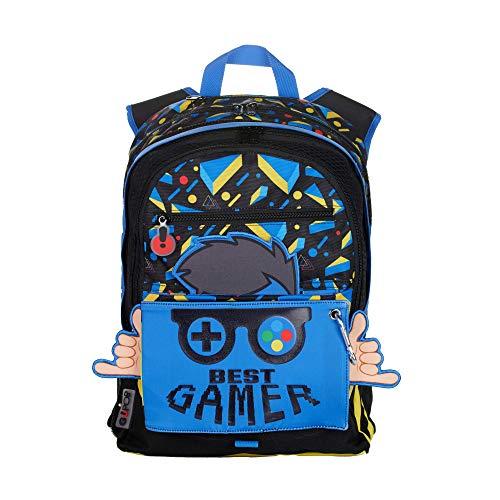 Gopop Zaino estensibile Gamer - Collezione 2020 - Giochi Preziosi