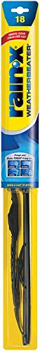 Rain-X RX30218 Weatherbeater Wiper Blade - 18-Inches - (Pack of 1)