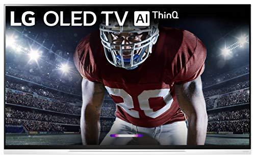 LG OLED65E9PUA Alexa Built-in E9 Series 65' 4K Ultra HD Smart OLED TV (2019)
