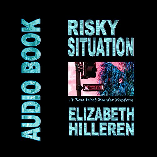 Risky Situation audiobook cover art