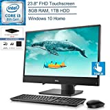 "Best All In One Computers - 2020 Dell Inspiron 3480 23.8"" FHD Touchscreen All-in-One Review"