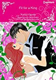Fit For A King: Harlequin Comics (English Edition)