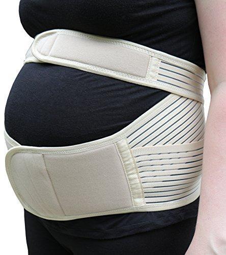 Medipaq Schwangerschaftsgürtel, ultimativer Komfort während der Schwangerschaft, 1 x Stütze (Größe L)