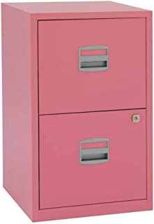 Bisley Home Lime Format A4 672 x 413 x 400 mm Pour Armoire-Rose