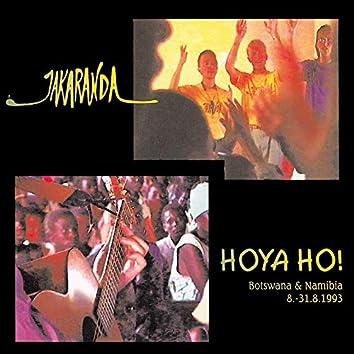 Hoya ho! (Botswana & Namibia 8.-31.8 1993)