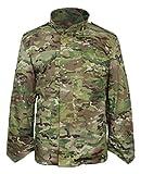 Mil-Tec Men's Classic US M65 Jacket Multitarn size M