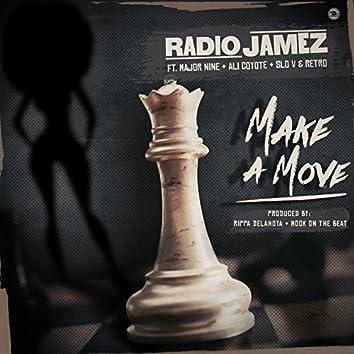 Make a Move (feat. Major Nine, Ali Coyote, Slo V & Retro)