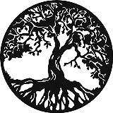 Badger Steel USA Tree of Life - Metal Wall Sign