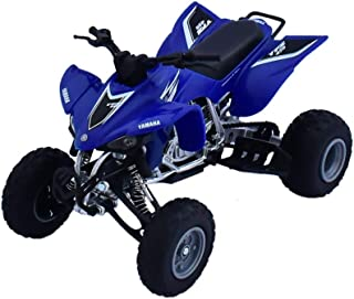 New Ray Toys 1:12 ATV Die Cast Replica Yamaha YFZ450 2008 Blue 42833A