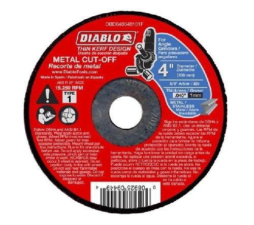 DB 4X0.040X5/8IN MTL CO 1 TKERF