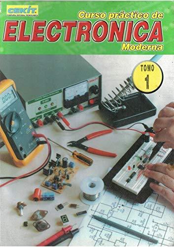 CURSO BASICO COMPLETO DE ELECTRONICA: CARTILLA CEKIT