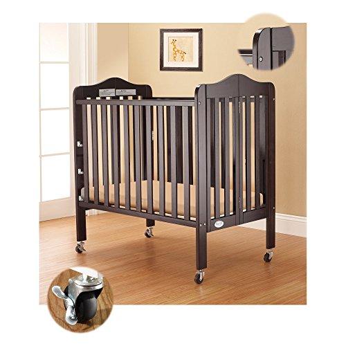 Orbelle Tina Three Level Mini Portable Crib