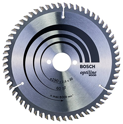 Bosch 2 608 641 188 - Hoja de sierra circular Optiline Wood...