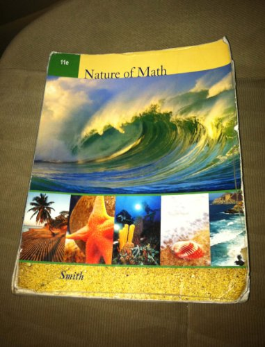Preisvergleich Produktbild Nature of Math 11e - ACP