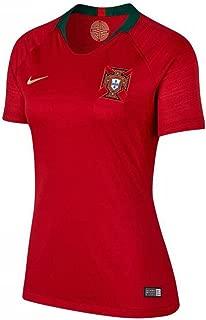NIKE Women's Soccer Portugal Home Jersey