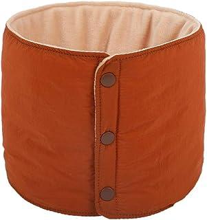 FENICAL Neck Gaiter Tube Outdoor Plush Neck Warmer Winter Autumn Circle Scarf for Adult Men Women