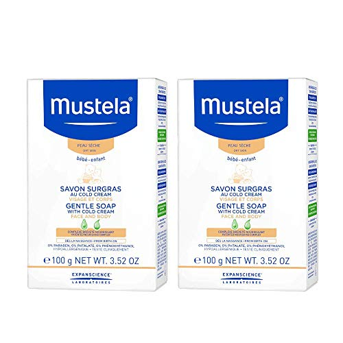 Mustela Gentle Soap Product Image