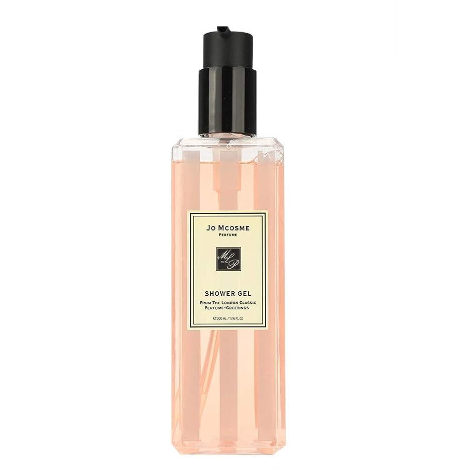 甘味人差し指低いシャワージェル500lmスキンケア香水シャワージェルスムージングボディウォッシュハイドレイティングテンダースキンシャンプー
