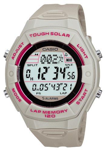 Casio Reloj Sports Gear Sports Gear Corredores Modelo Tough Solar Regazo/Split hasta 120Libros Tiempo módulo de lw-s200h-8ajf